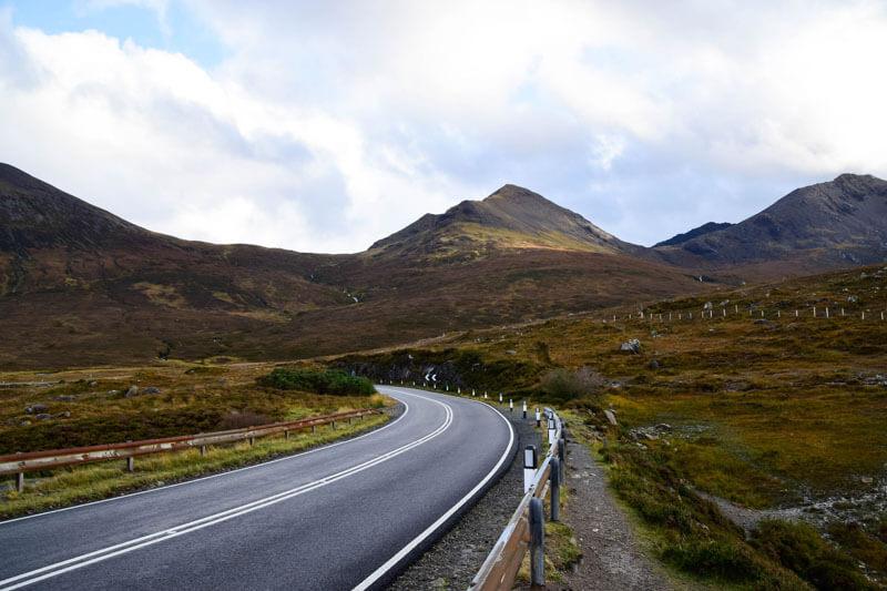 Autorondreis Schotland