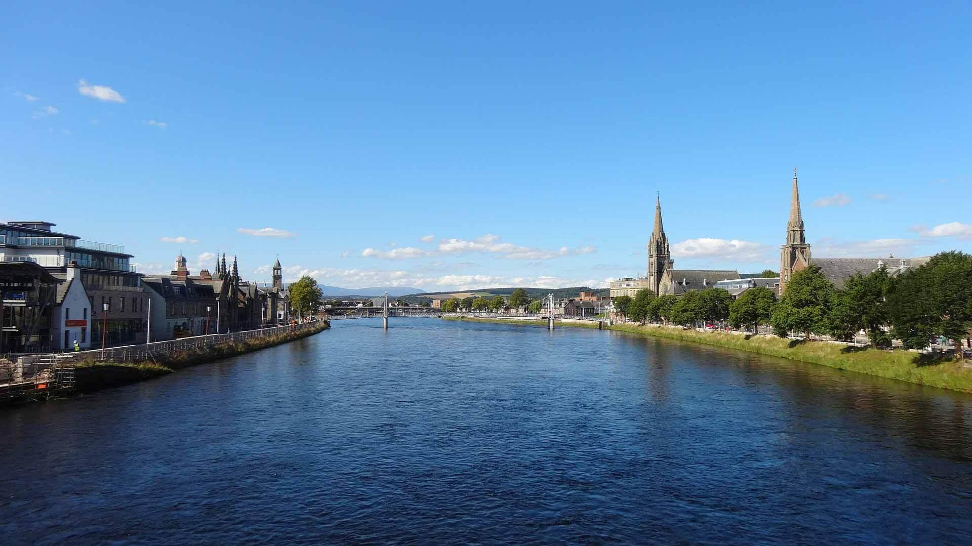Beginnen in Iverness